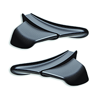 V4車系碳纖維定風翼