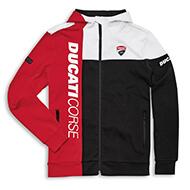 DC Track Sweatshirt