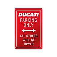 Ducati Parking