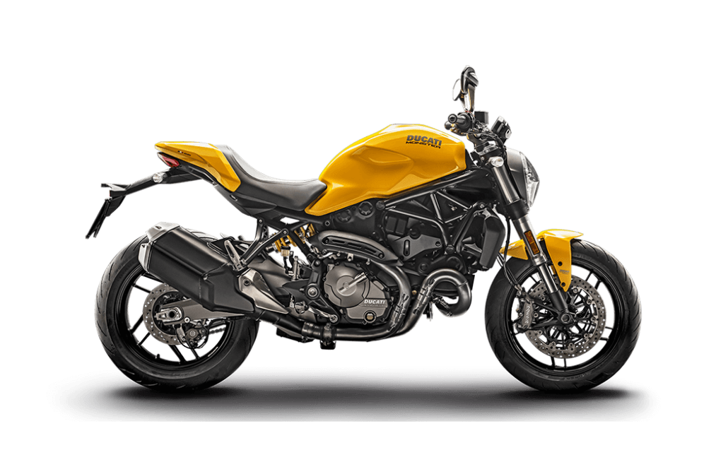 Ducati 黃