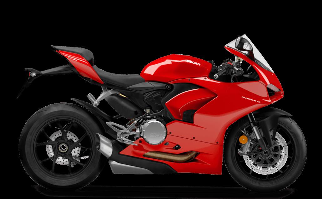 Ducati 紅