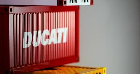 【Ducati 貨櫃面紙盒集點送】
